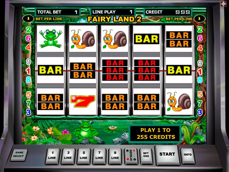 Фейри ленд игровые аппараты криминальные фильмы ограбление казино