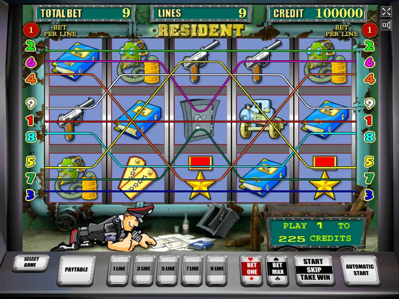 Игровые аппараты онлайн резидент партнеры казино х