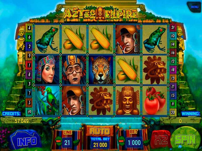 Игровые автоматы играть бесплатно ацтек империя игра в карты тысяча как играть вдвоем